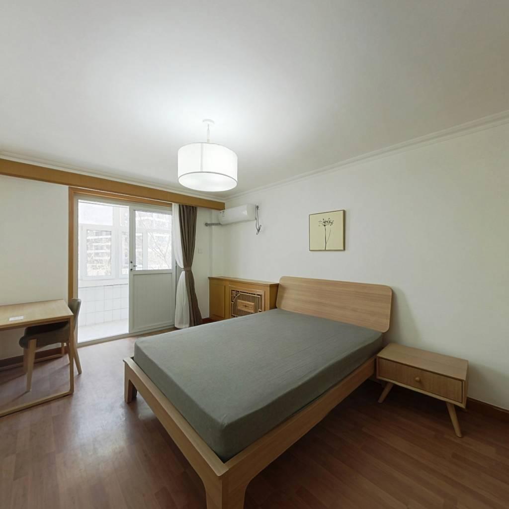 整租·和平街十三区 2室1厅 东卧室图
