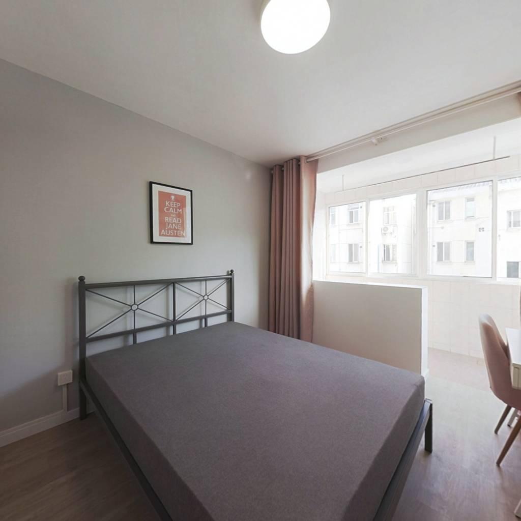 合租·花园路70号 3室1厅 北卧室图