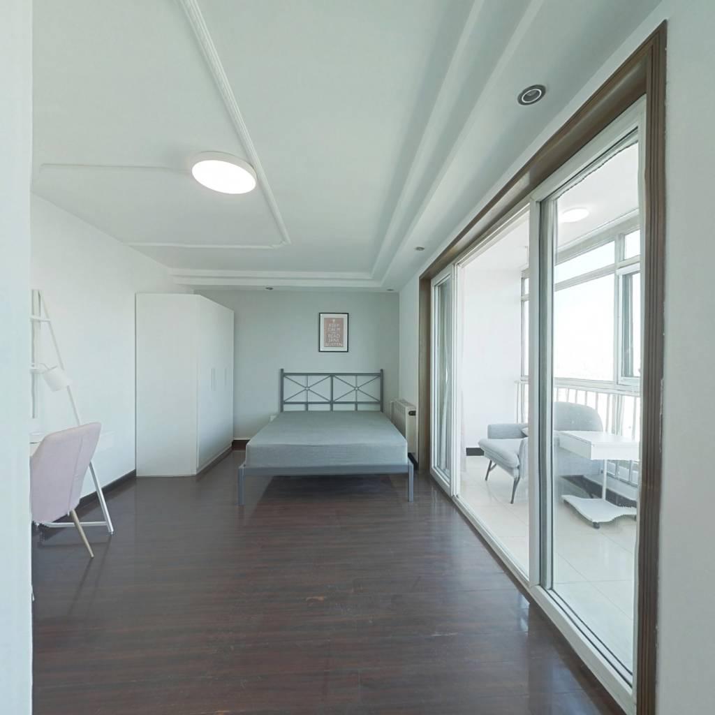 合租·康泽园 4室1厅 东卧室图