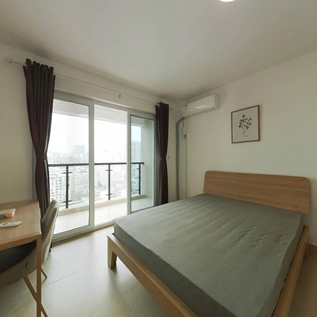 合租·望江华庭 3室1厅 西北卧室图