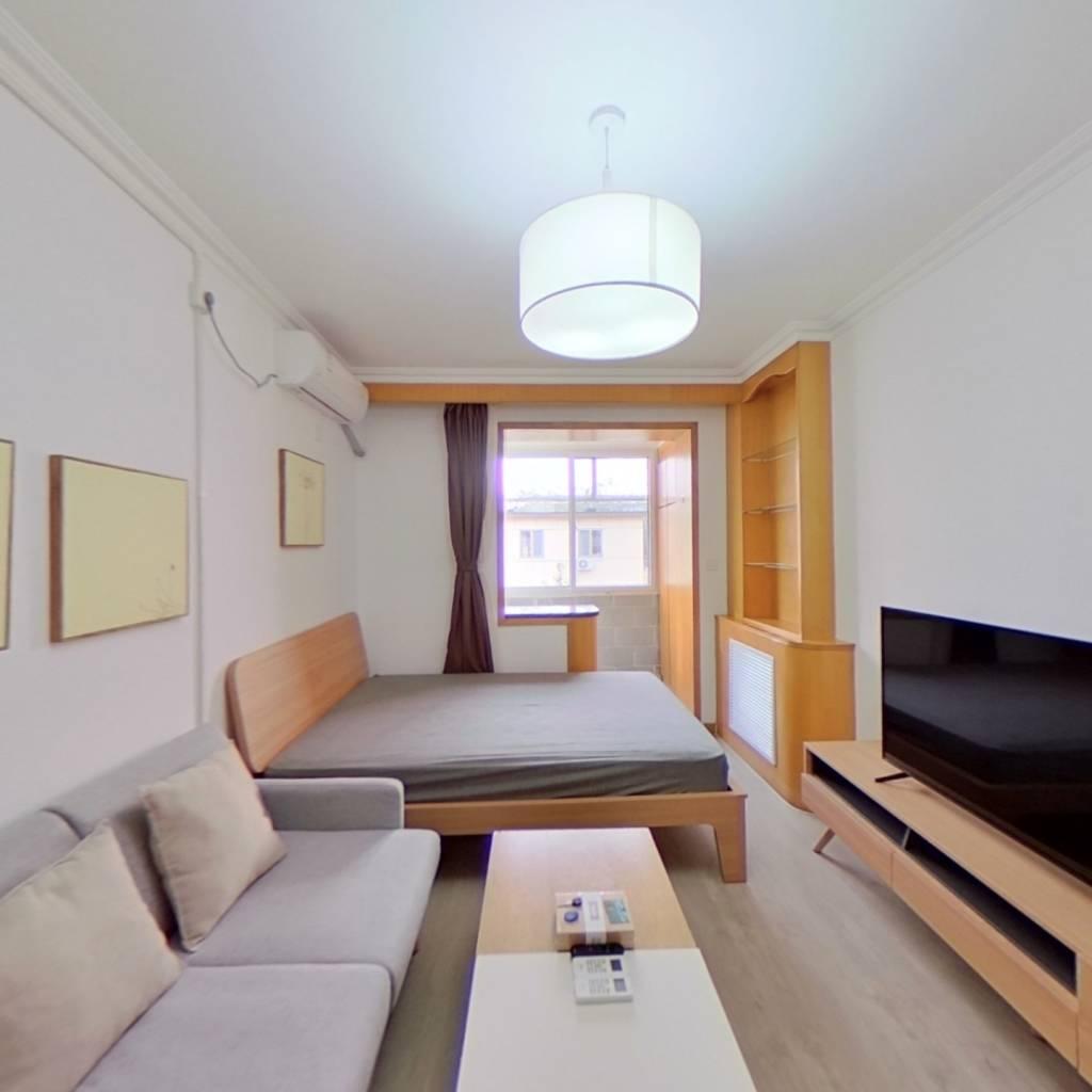 整租·建材城西路85号院 2室1厅 南卧室图