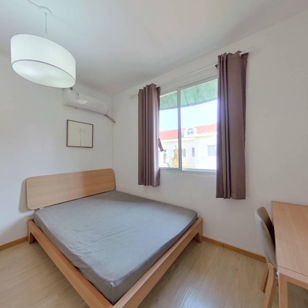 整租·龙山新村 2室1厅 南卧室图