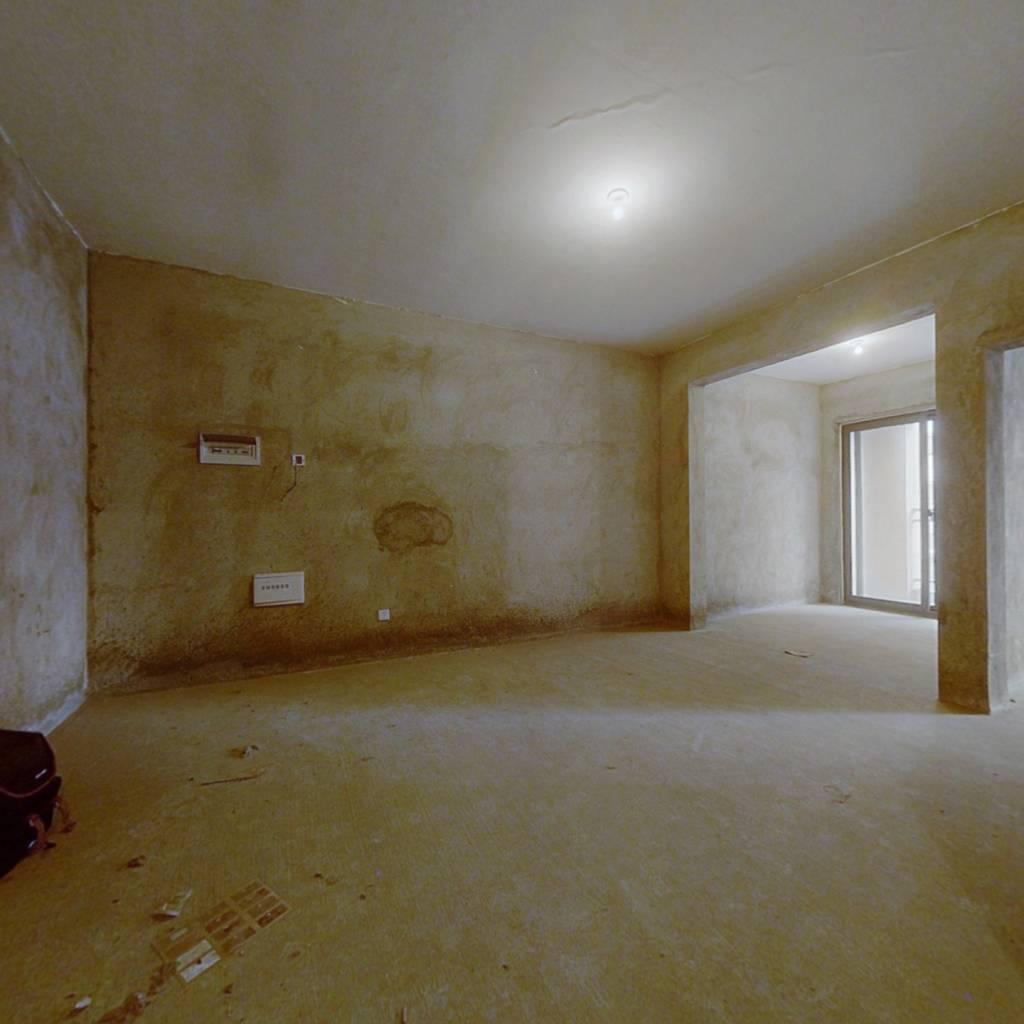 瀚城国际,套二,清水房,可以自由装修