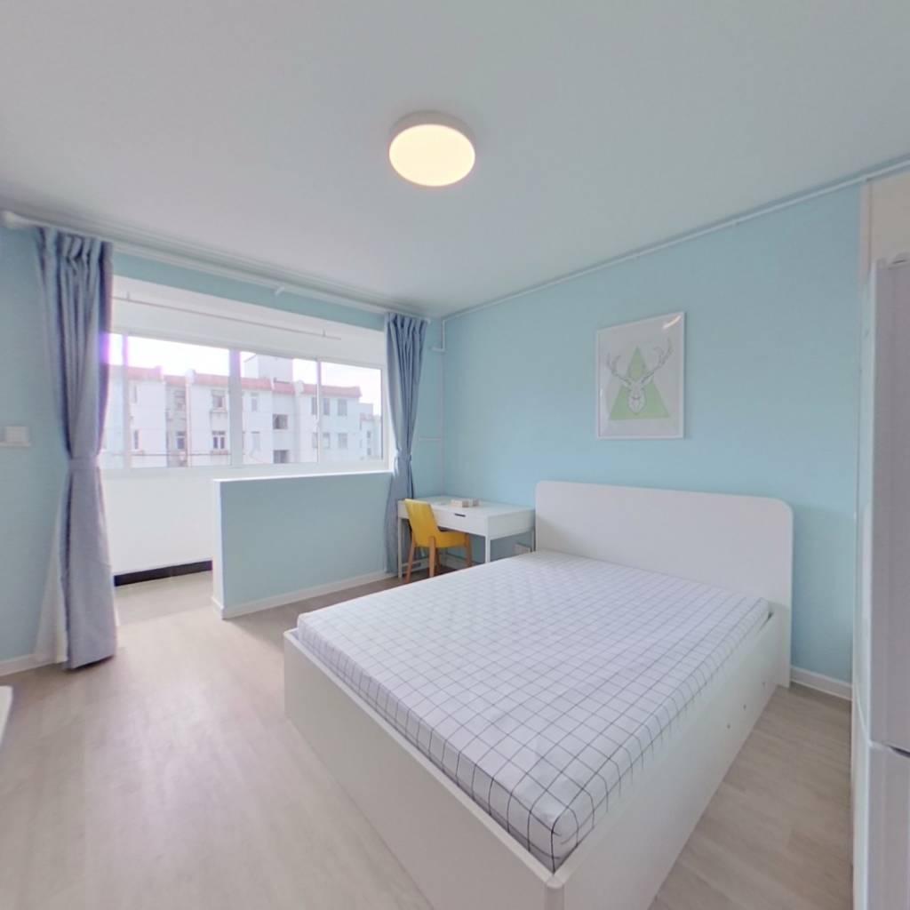 整租·东陆新村七街坊 1室1厅 南卧室图