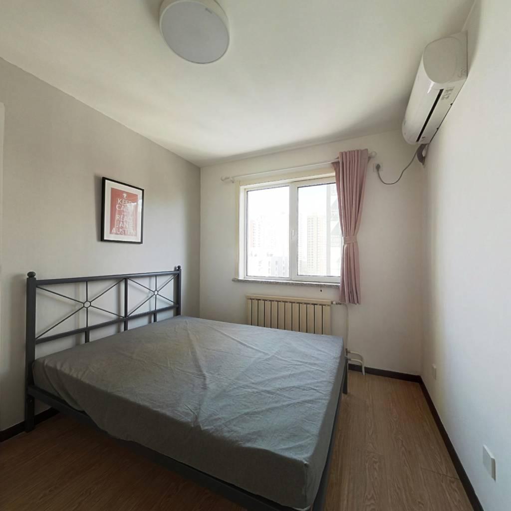 合租·河怡花园 2室1厅 东卧室图
