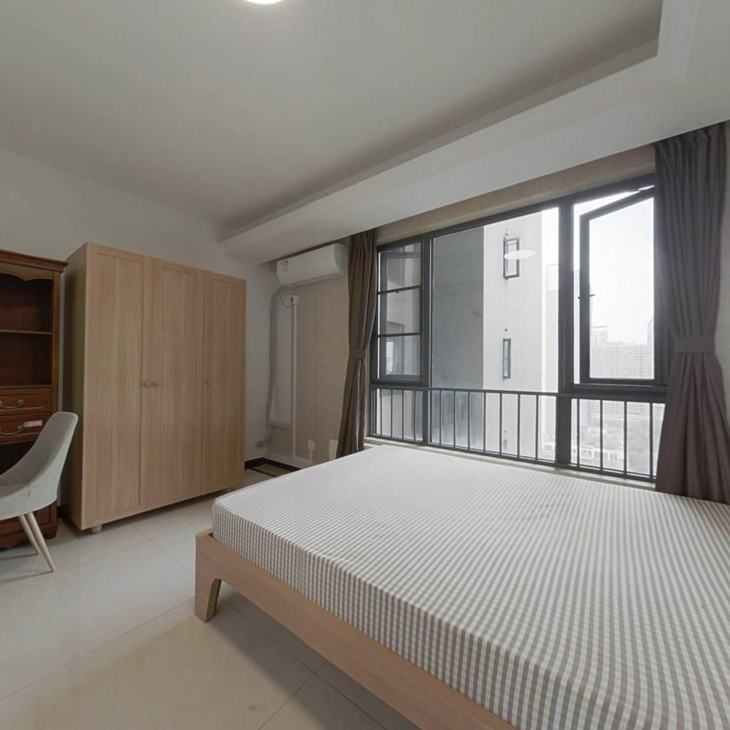 合租·龙湖三千城二期B区 4室1厅 东卧室图