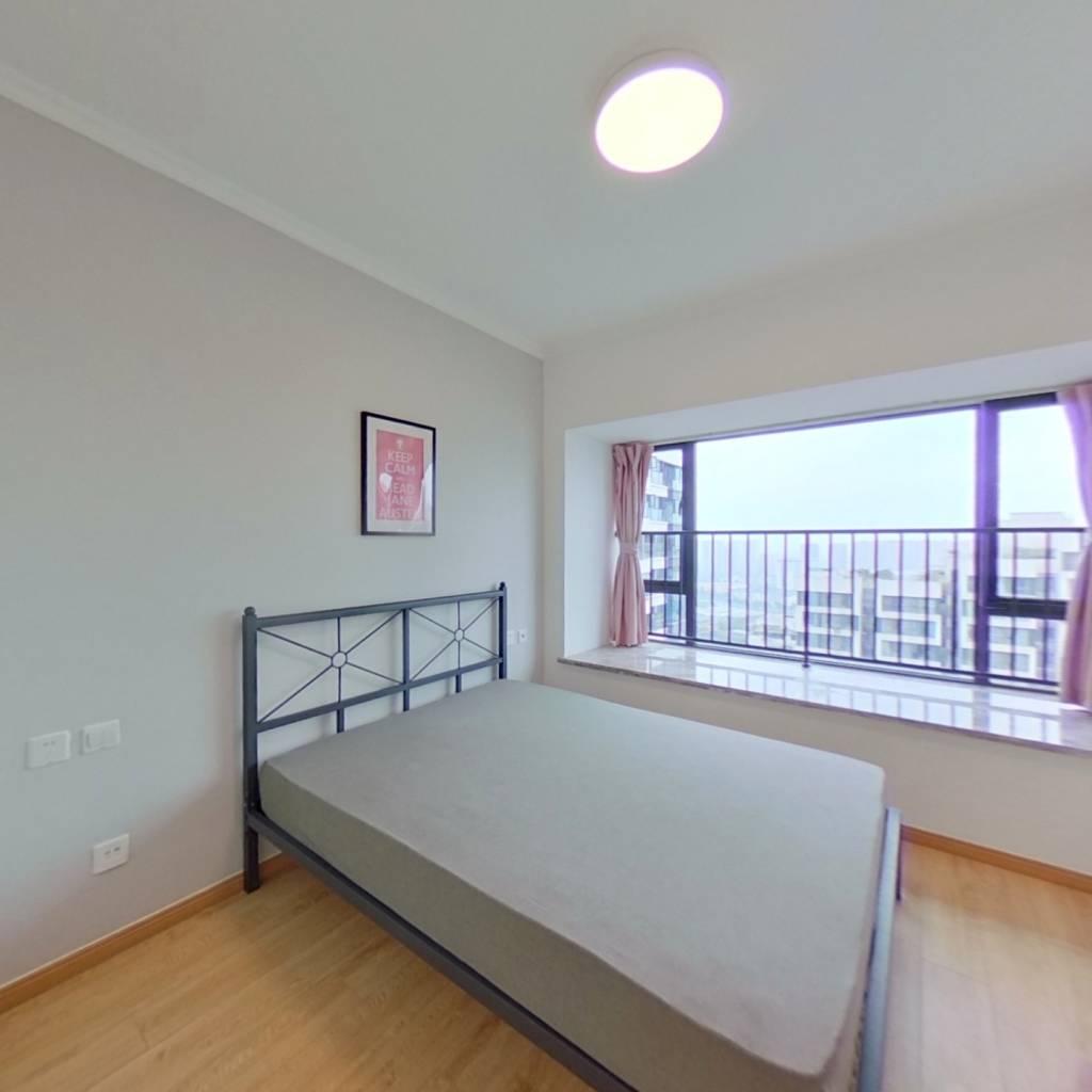 合租·中洲里程 3室1厅 东卧室图