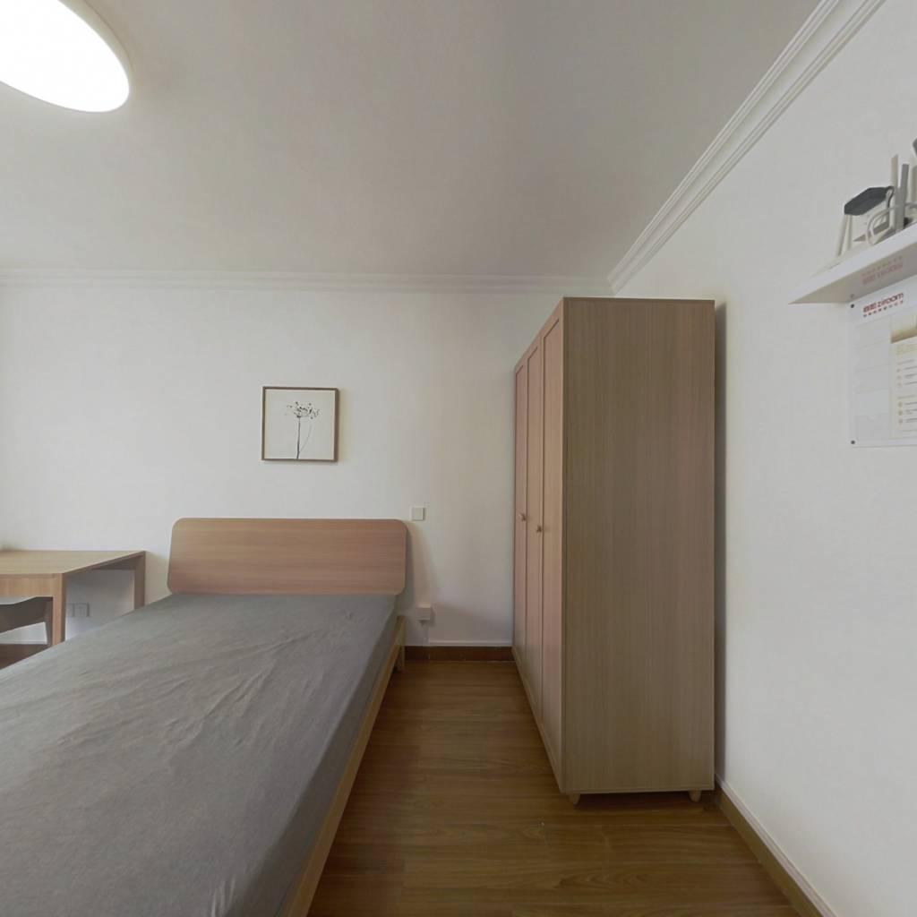 整租·田渡小区 1室1厅 南卧室图