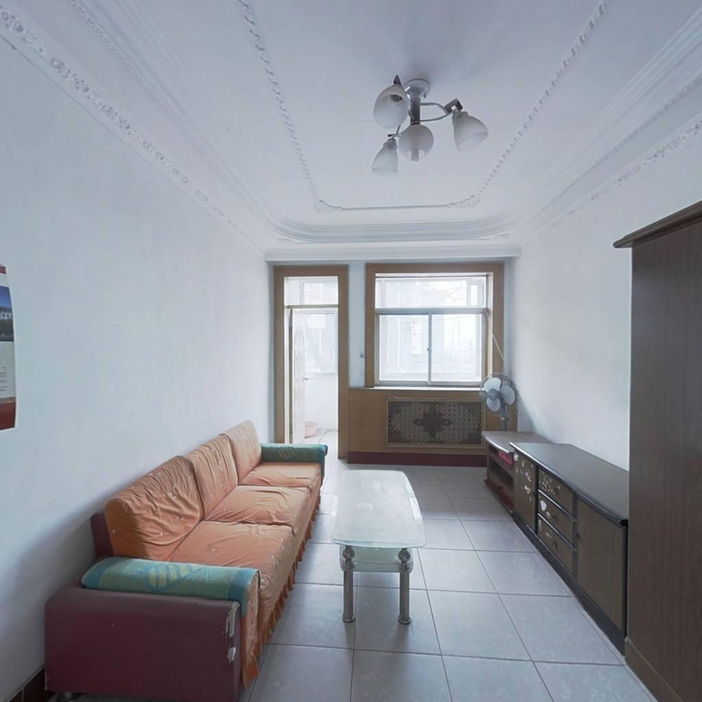 轨枕厂小区 2室1厅 南 北