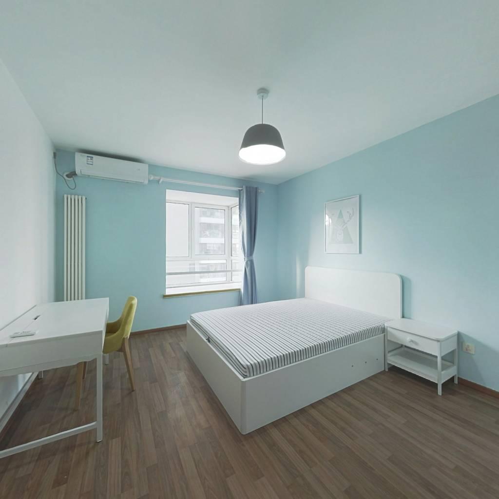 整租·爱这城一期 2室2厅 西卧室图