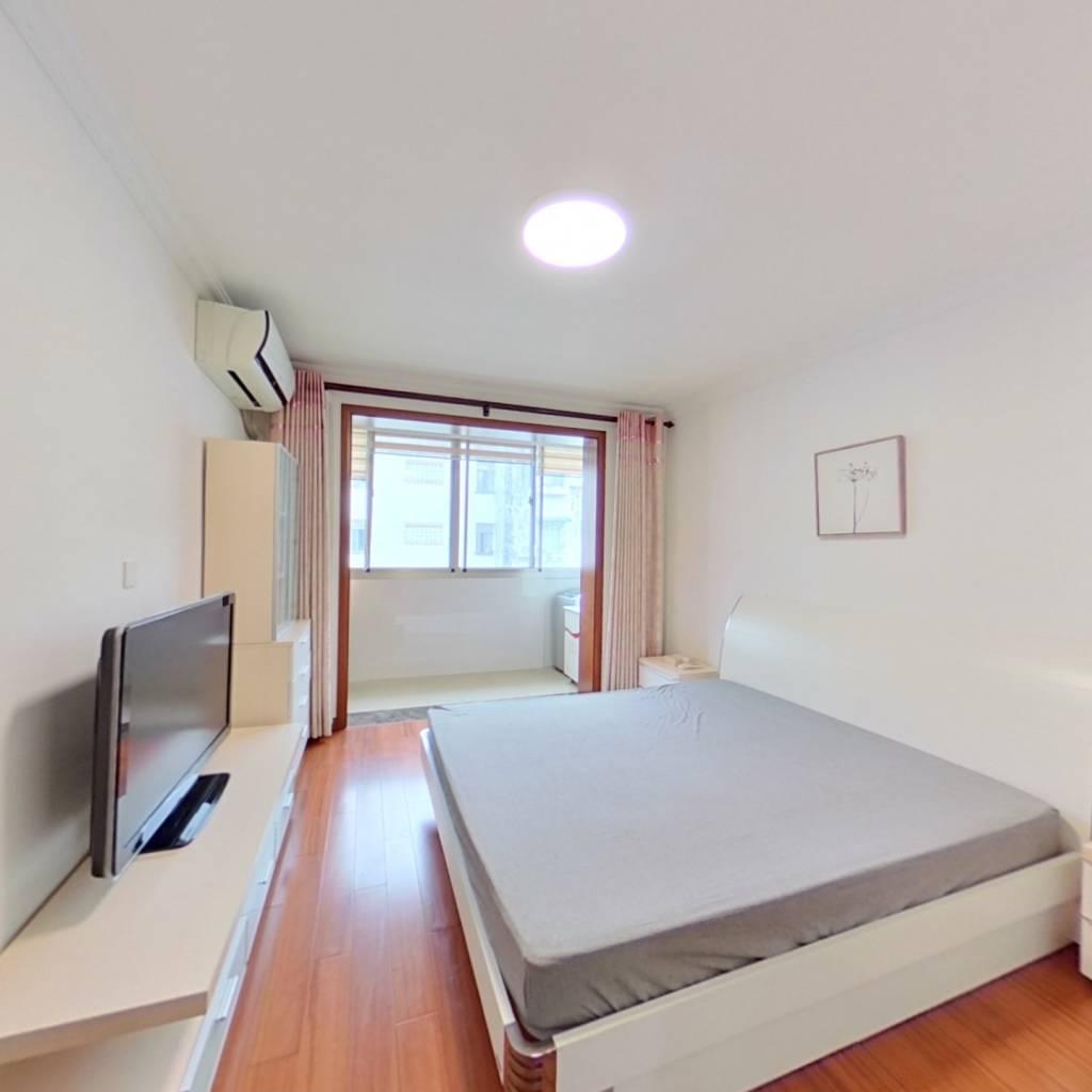 整租·沧州路180弄 2室1厅 南北卧室图