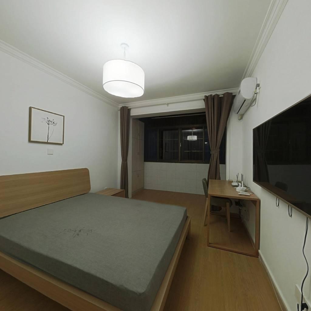 整租·通河一村 1室1厅 南卧室图