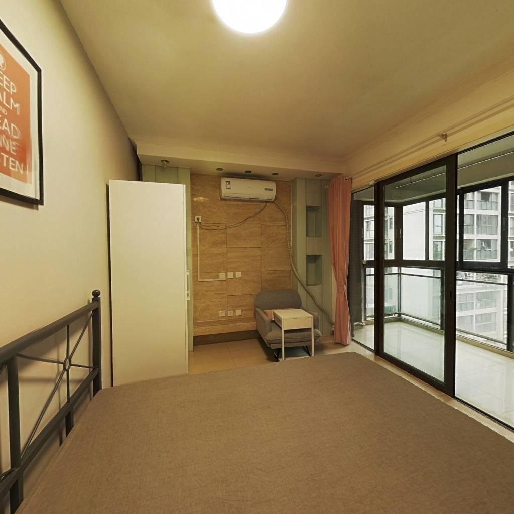 合租·铸信境界 3室1厅 东卧室图