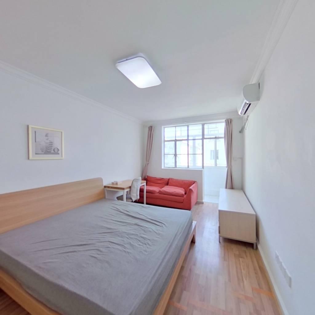 整租·柳营路1025弄 2室1厅 南卧室图