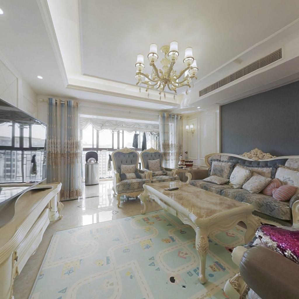 中海凤凰熙岸 168平米 百万装修 急售 看房方便