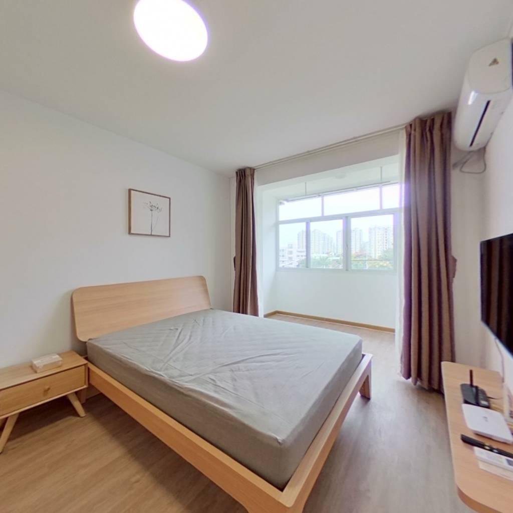 整租·金光小区 2室1厅 南卧室图