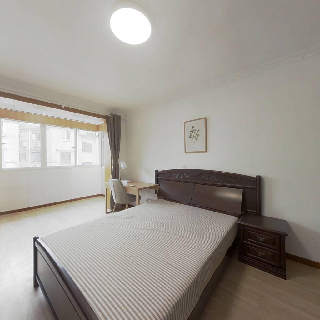 合租·翔顺公寓 2室1厅 北卧室图