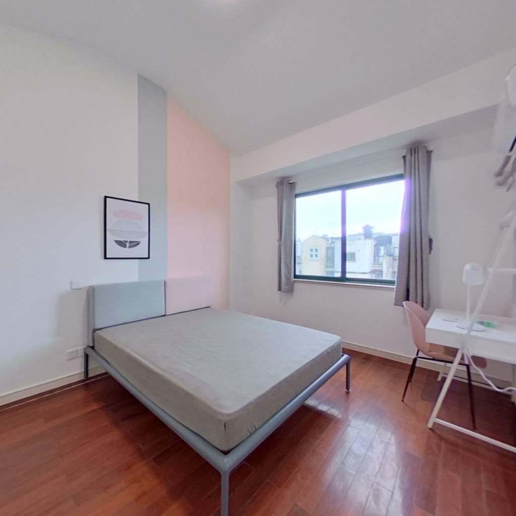 合租·证大家园(二期) 4室1厅 南卧室图