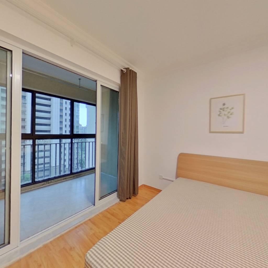 合租·威尼斯水城第十六街区 4室1厅 北卧室图