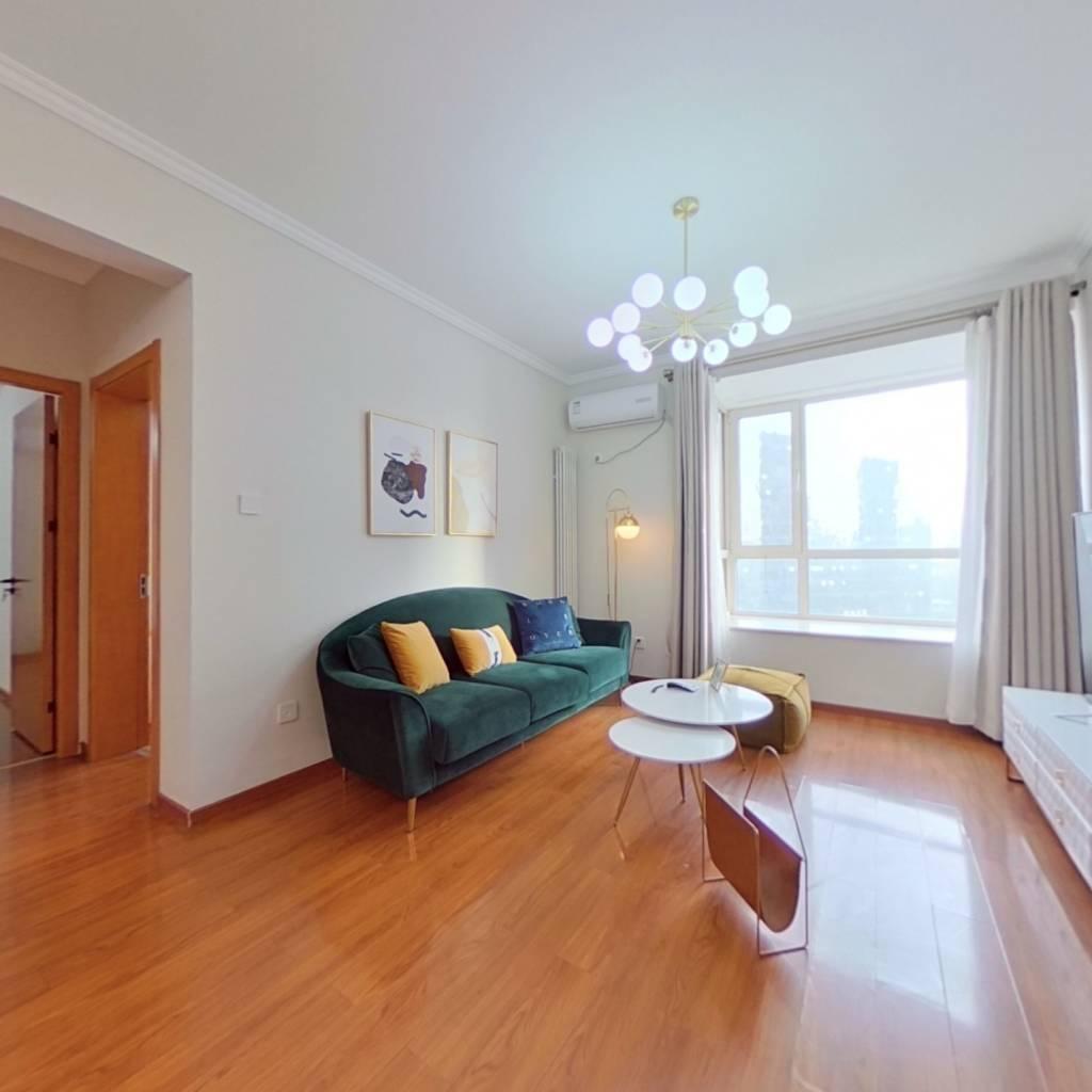 整租·丰和园 2室1厅 南卧室图