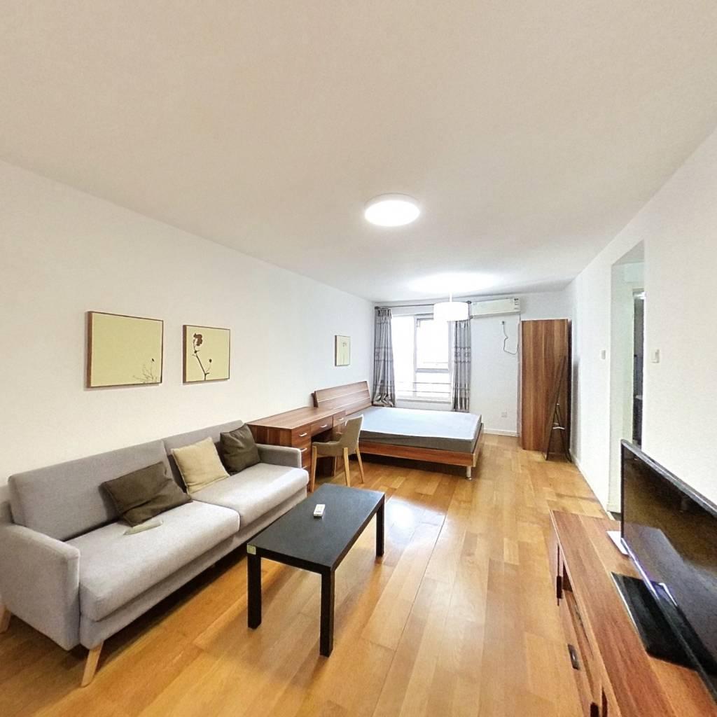 整租·东恒时代三期 1室1厅 南卧室图