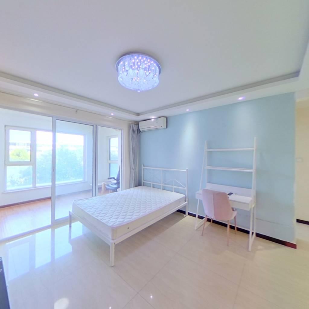 合租·海棠湾三期 2室1厅 北卧室图