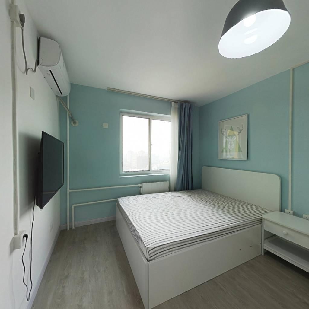 整租·洋桥西里 2室1厅 西北卧室图