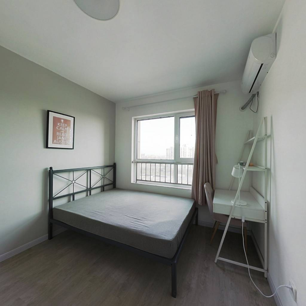 合租·盛庭丽景 3室1厅 南卧室图