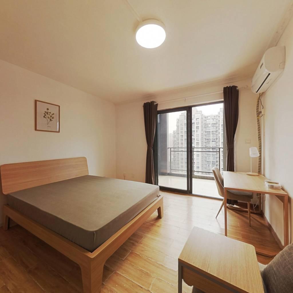 合租·中大君悦金沙四期 4室1厅 西卧室图