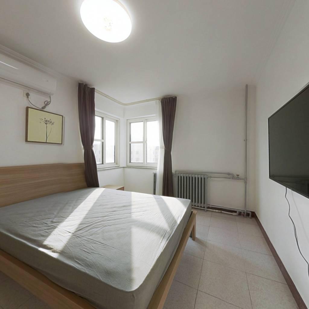 整租·望园东里 2室1厅 西卧室图