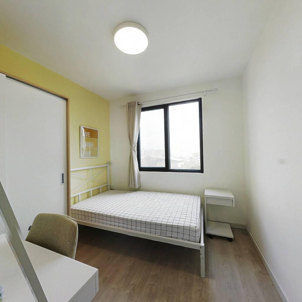 合租·水语人家北苑 3室1厅 东卧室图