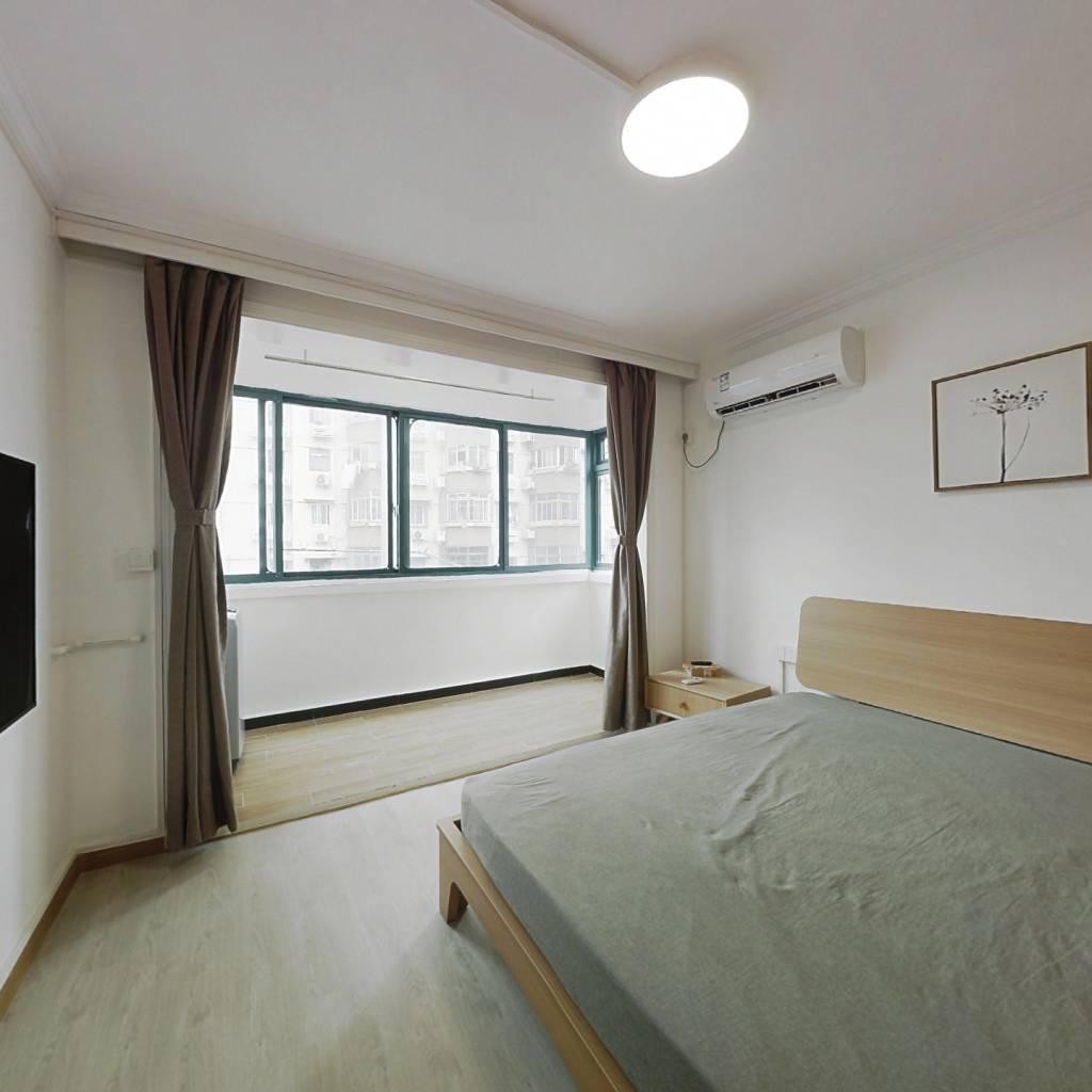 整租·控江路1197弄 1室1厅 西卧室图