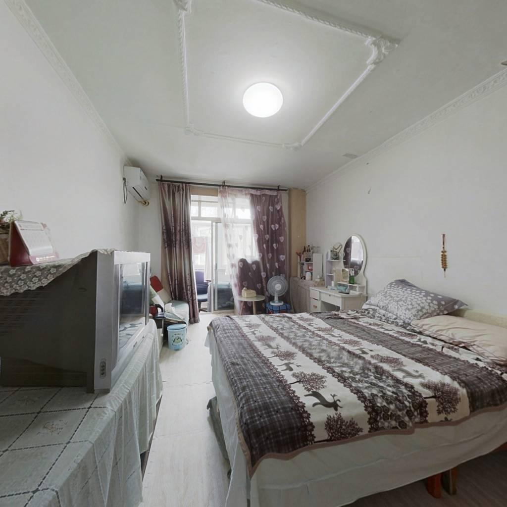 十号线西钓鱼台明厨明卫两居大卧室南向高层采光好