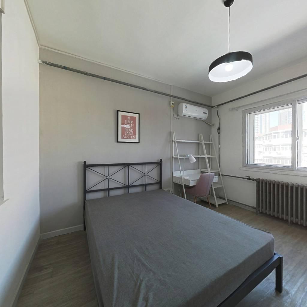 合租·教师村 2室1厅 西卧室图