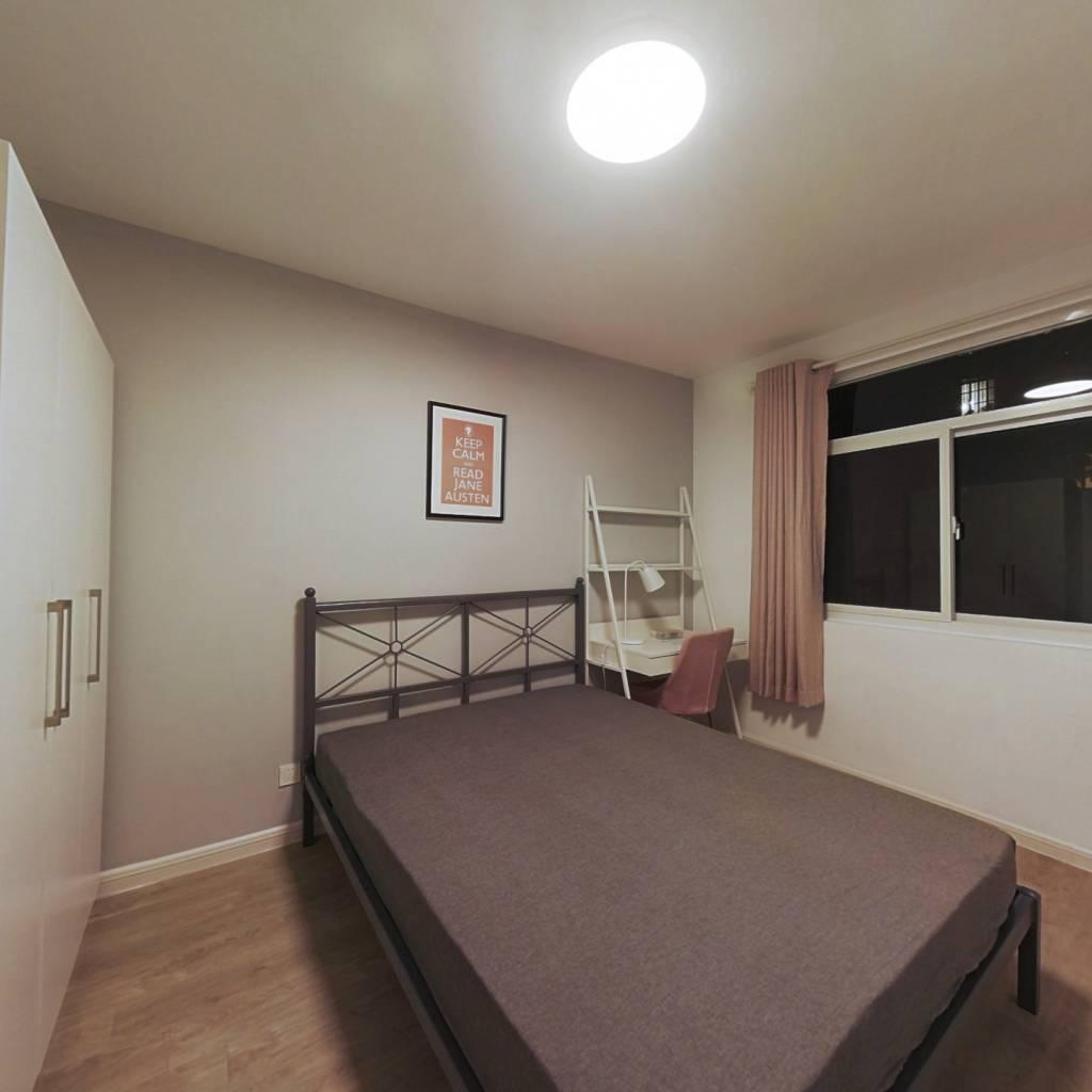 合租·虹苑新寓三村 3室1厅 北卧室图