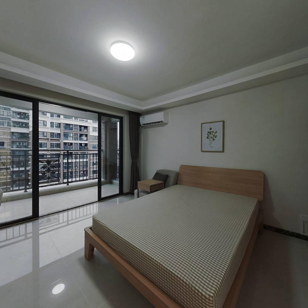 合租·远洋天骄 4室1厅 北卧室图