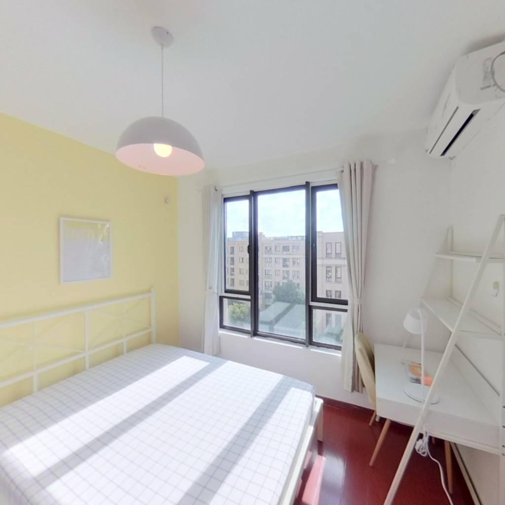 合租·浦江颐城晶寓(北区) 3室1厅 南卧室图