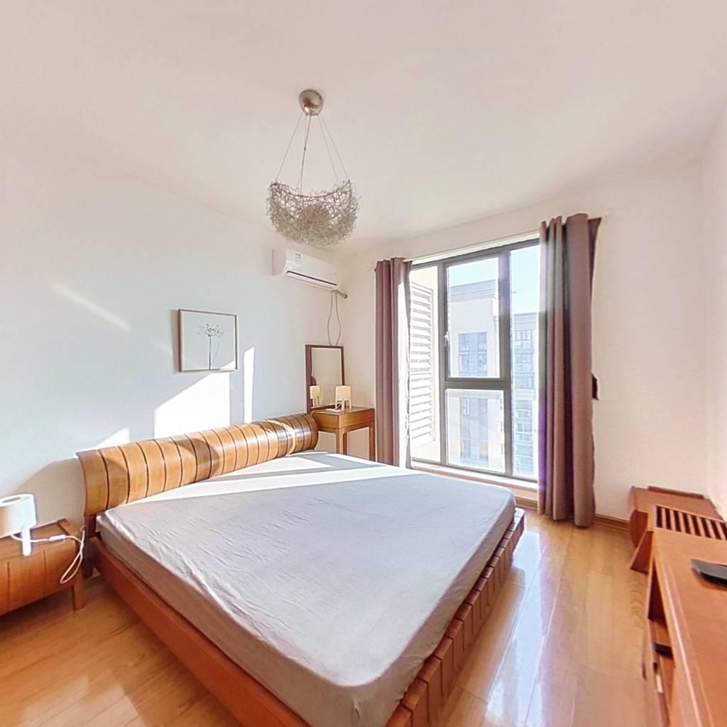 整租·绿地崴廉公寓 2室1厅 南卧室图