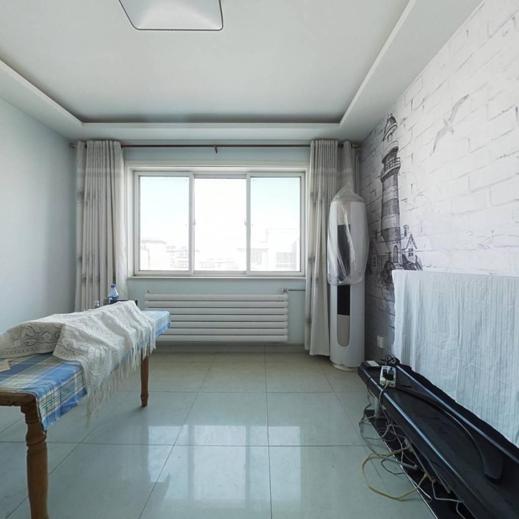 此房产证满两年,两室朝阳中间楼层,户型方正