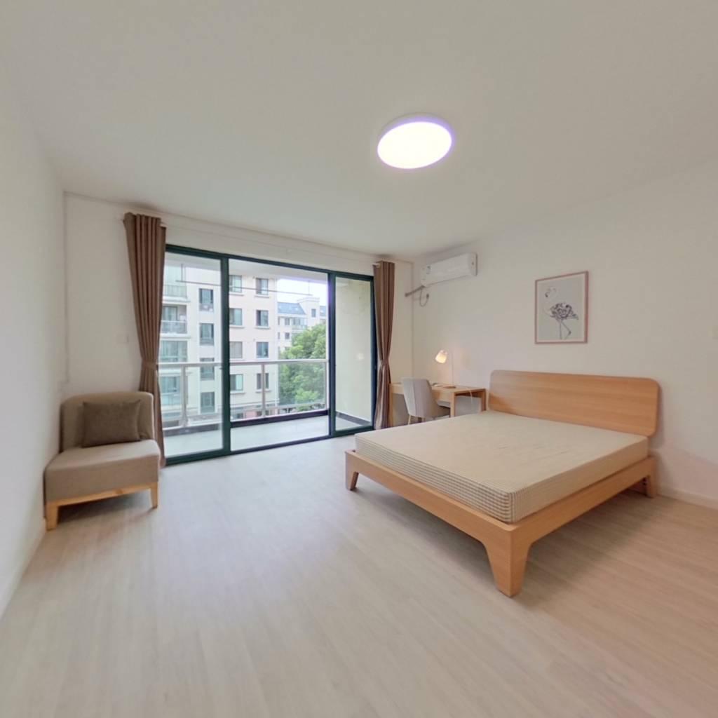 合租·槎浦新家园 4室1厅 南卧室图