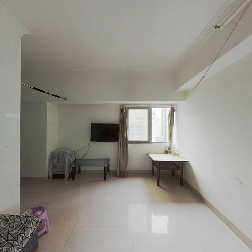 中央公寓 2室1厅 南