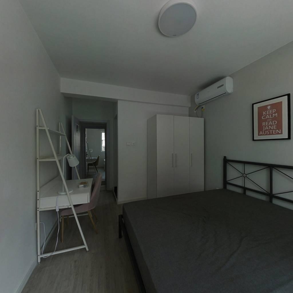 合租·融泰城 5室1厅 北卧室图
