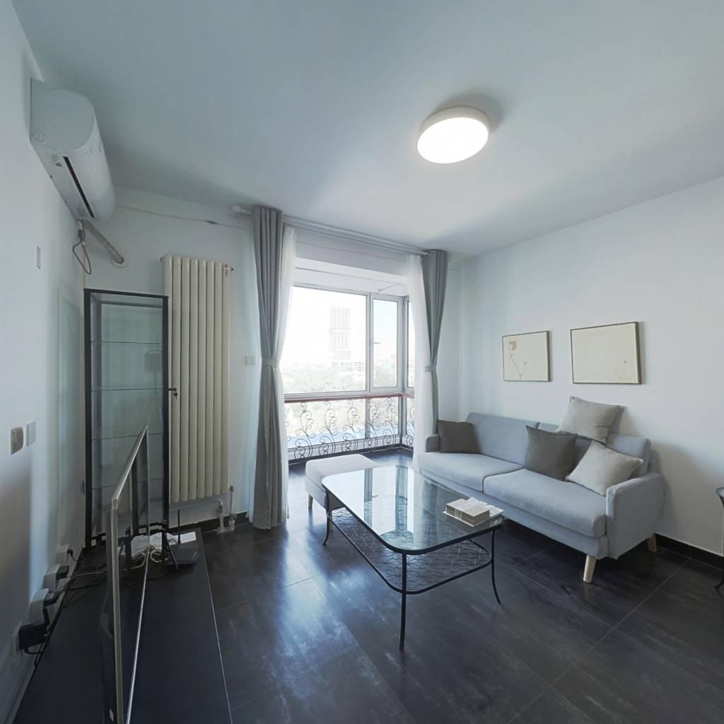整租·财富东方 2室1厅 北卧室图