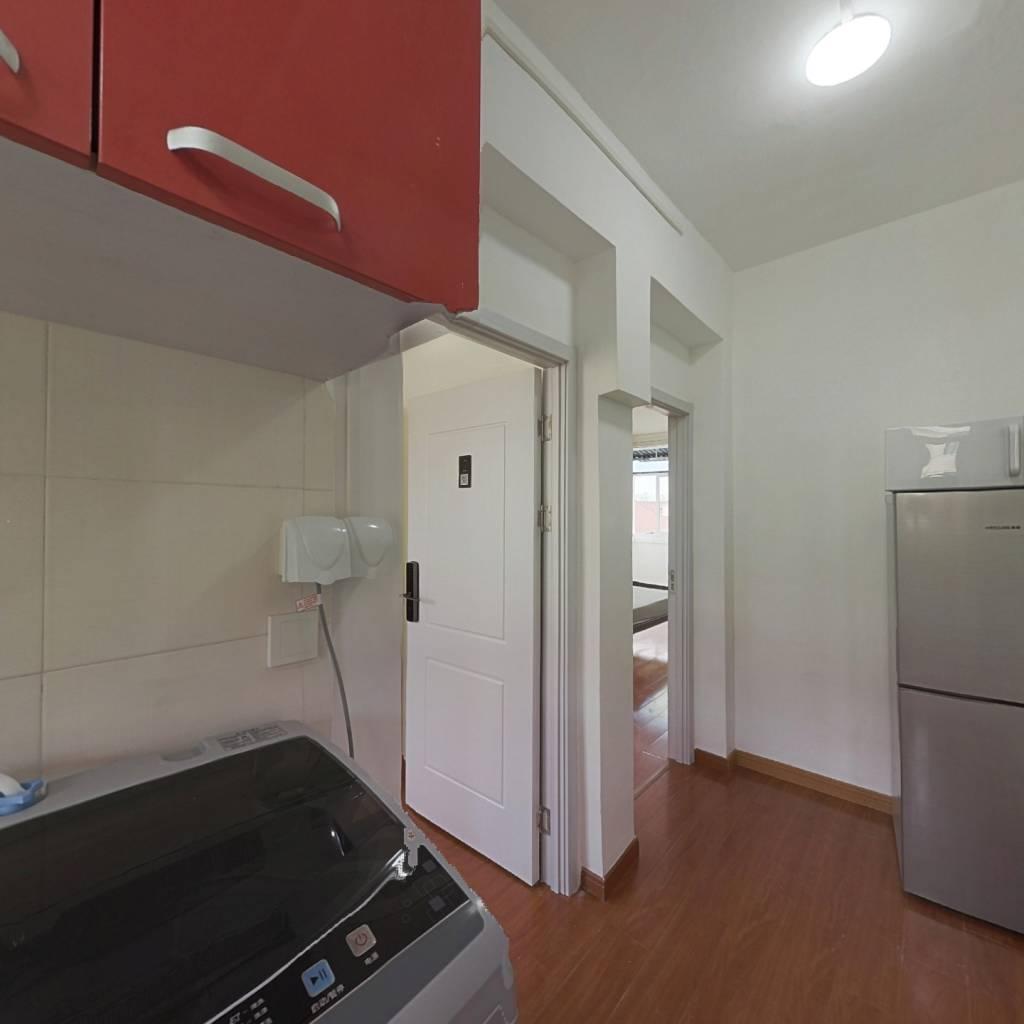 合租·崂山五村 2室1厅 南卧室图