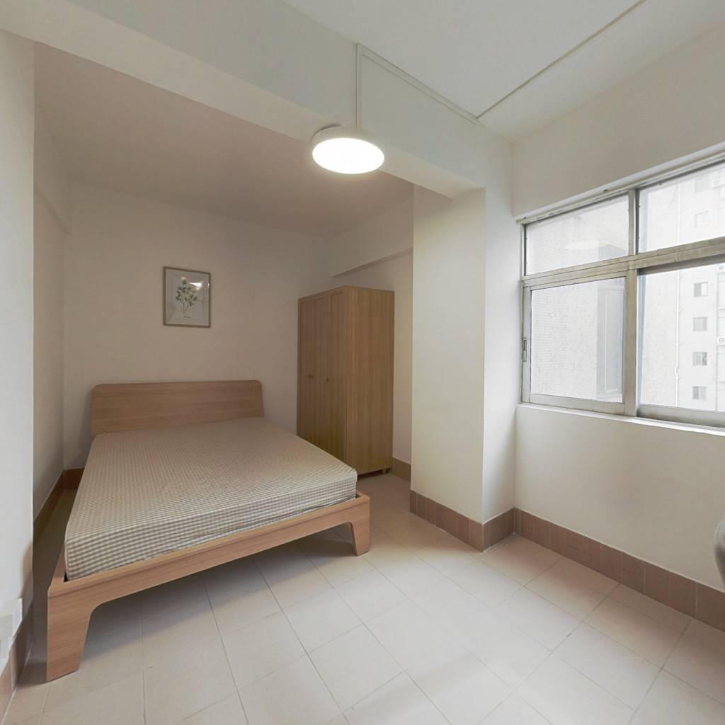 合租·侨怡苑 2室1厅 西卧室图