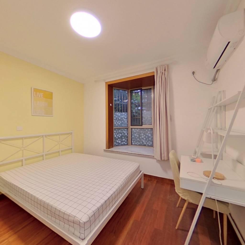 合租·极景易家 3室1厅 南卧室图