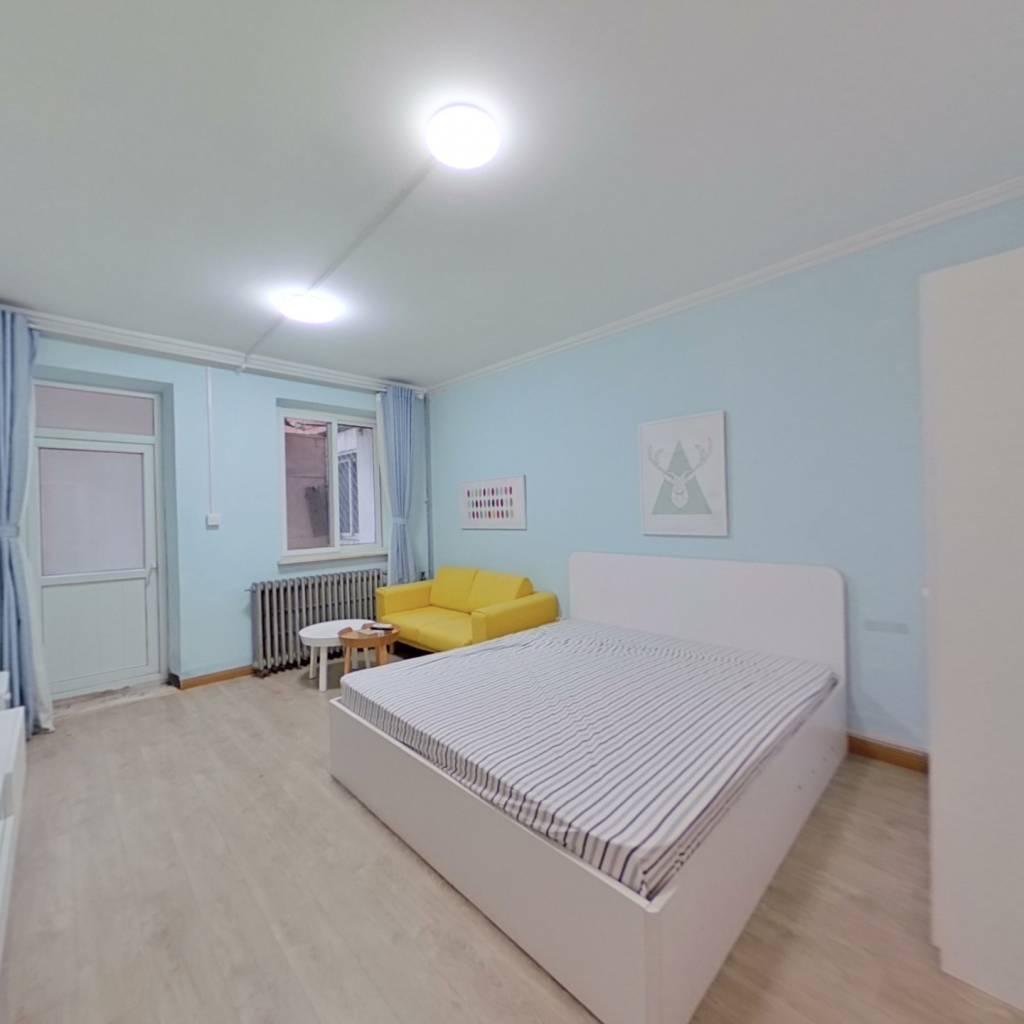 整租·高家园四区 2室1厅 南卧室图