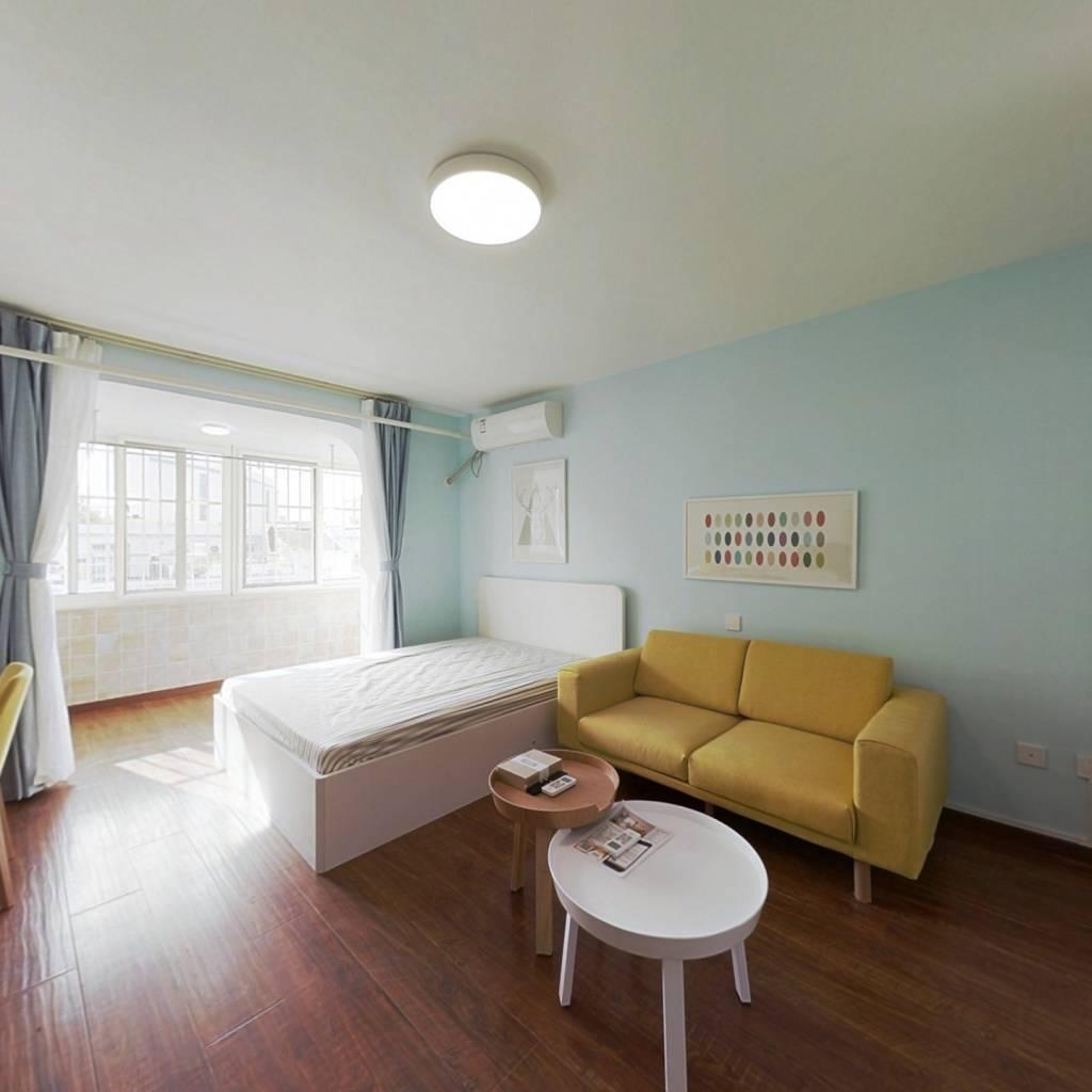 整租·裕中東里 2室1廳 南北臥室圖
