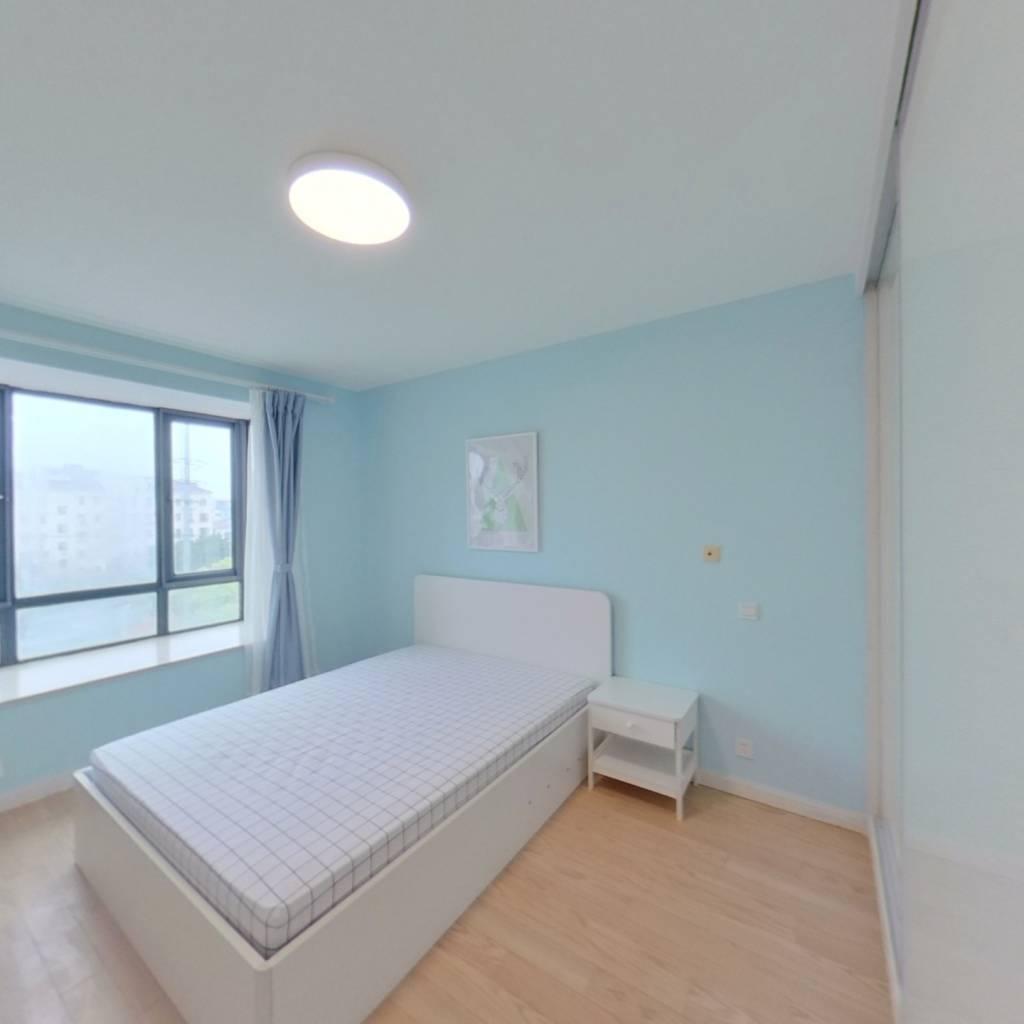 整租·新时代花园 2室1厅 卧室图