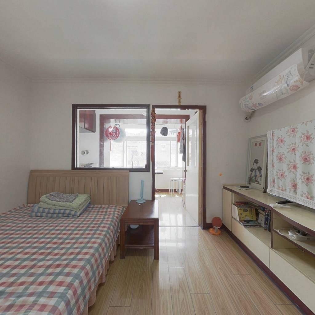 金沟河17号院 南北两居室 视野好 自住 看房方便
